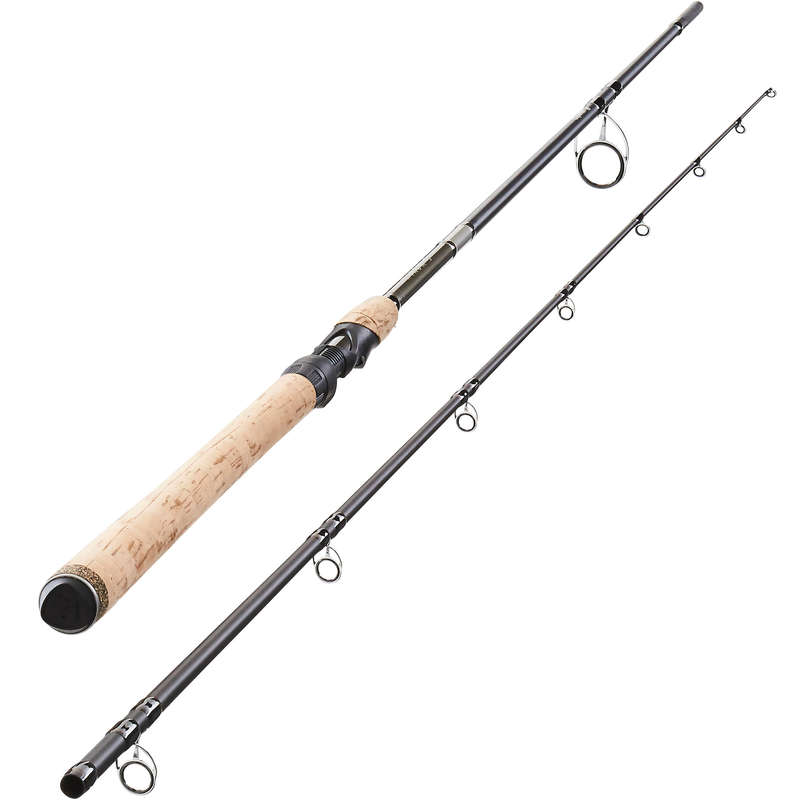 COMBO E CANNE SPINNING PESANTE Pesca - Canna WIXOM-5 270 H CAPERLAN - Pesca a spinning