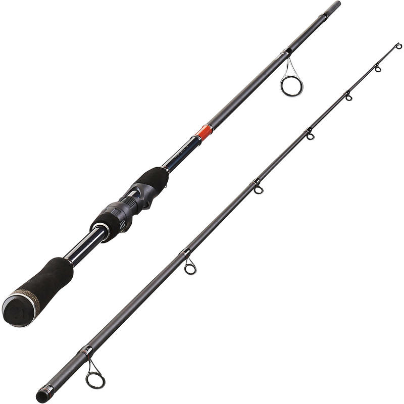 WIXOM-5 240 MH BLACK (10/30G) REGULAR PREDATOR LURE FISHING ROD