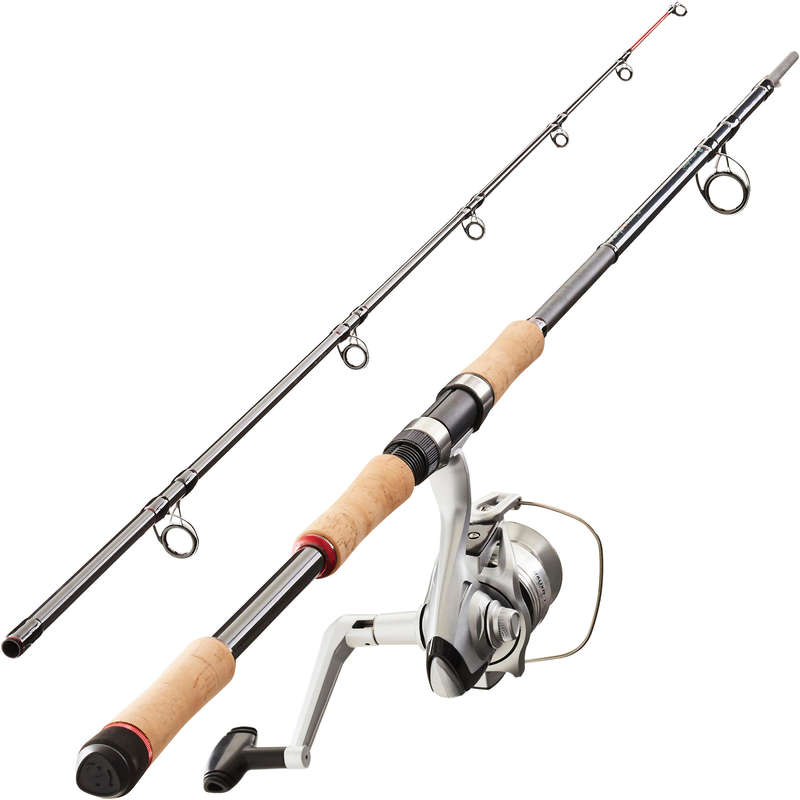 SW HEAVY BOTTOM FISHING COMBOS, RODS Fishing - SEABOAT-5 240/2 COMBO CAPERLAN - Fishing