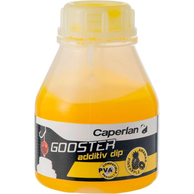 BOILIES, ESCHE CARPFISHING Pesca - Additivo GOOSTER DIP ananas CAPERLAN - CARPFISHING