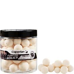 Drijvende boilies voor karpervissen White Choco 100 g 14 en 18 mm