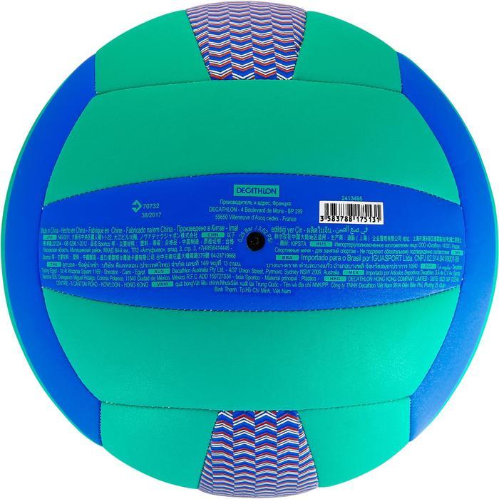 Balón de Voleibol Allsix V100 azul