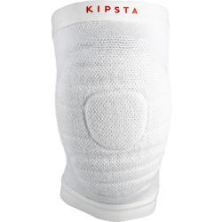 Volleyball-Knieschoner V900 weiß