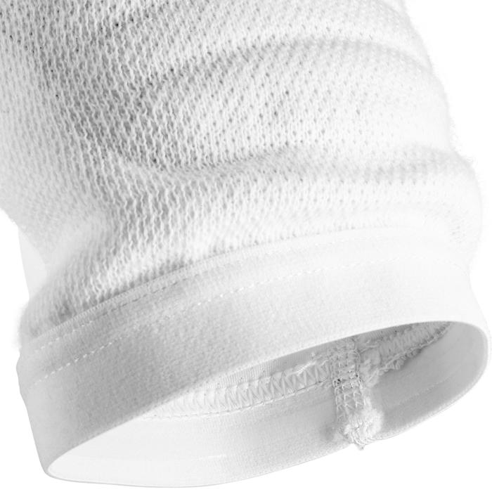 Genouillères de volley-ball V900 blanches - 1320696