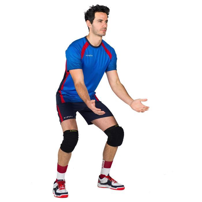 Maillot de volley-ball V500 homme bleu et - 1320707