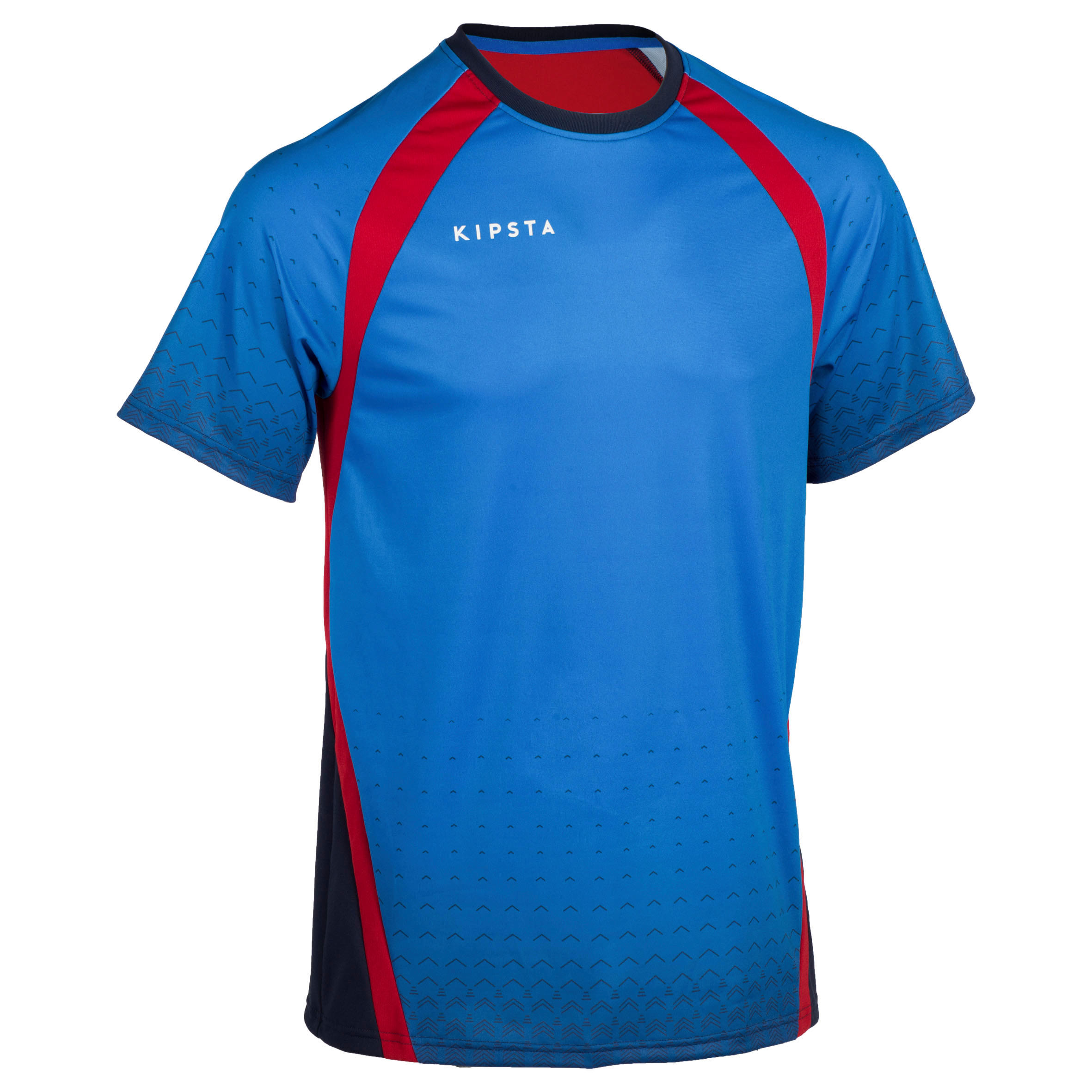 V500 Volleyball Jersey - Blue/Red