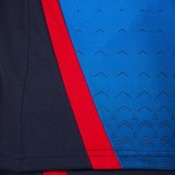 Volleyballtrikot V500 Herren blau/rot