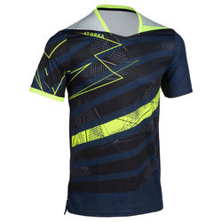 H500 Handball Jersey - Navy Blue/Yellow