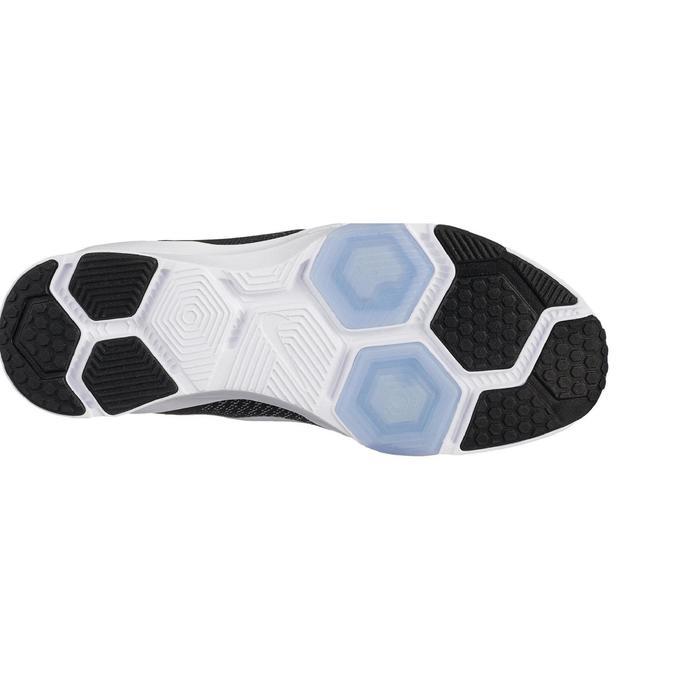 Cardiofitness schoenen Nike Zoom Condition voor dames zwart en wit.