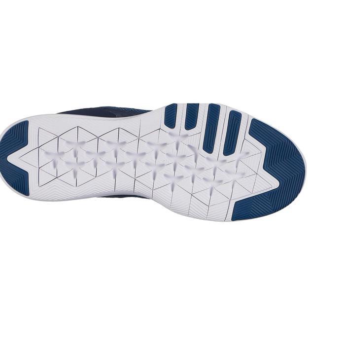 Chaussures fitness Nike flex trainer femme bleu nuit