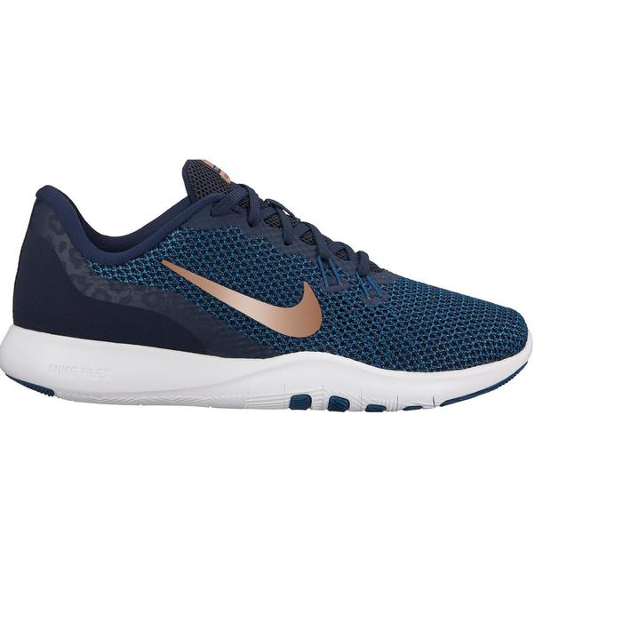 Chaussures fitness Nike flex trainer femme bleu nuit - 1320865