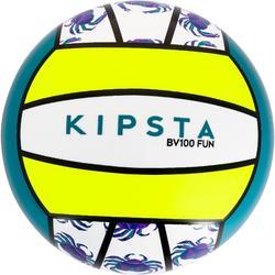 Ballon de beach-volley extérieur BV100