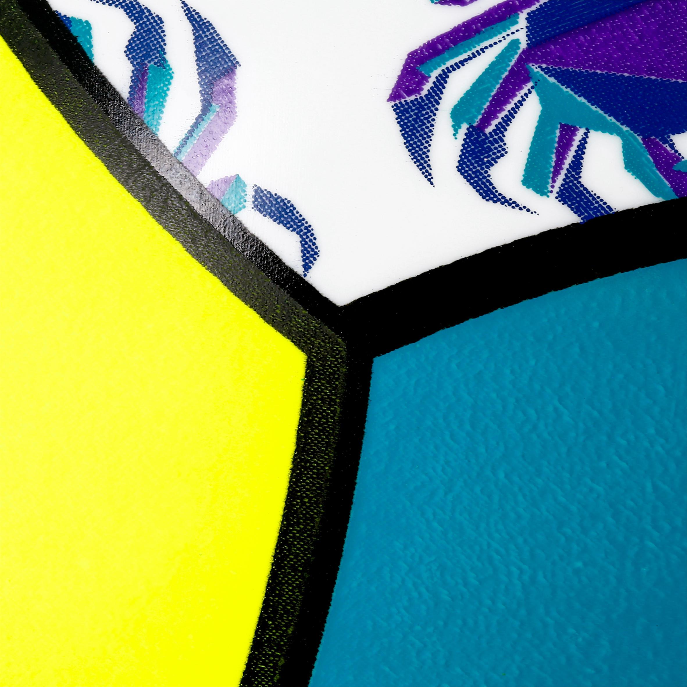 BV100 Beach Volleyball - Yellow/Green