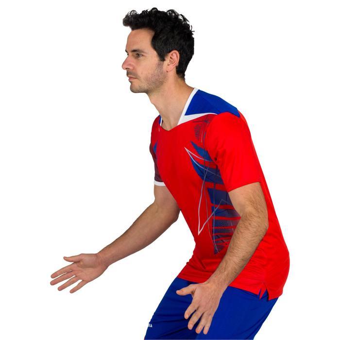 Handballtrikot H500 Herren rot