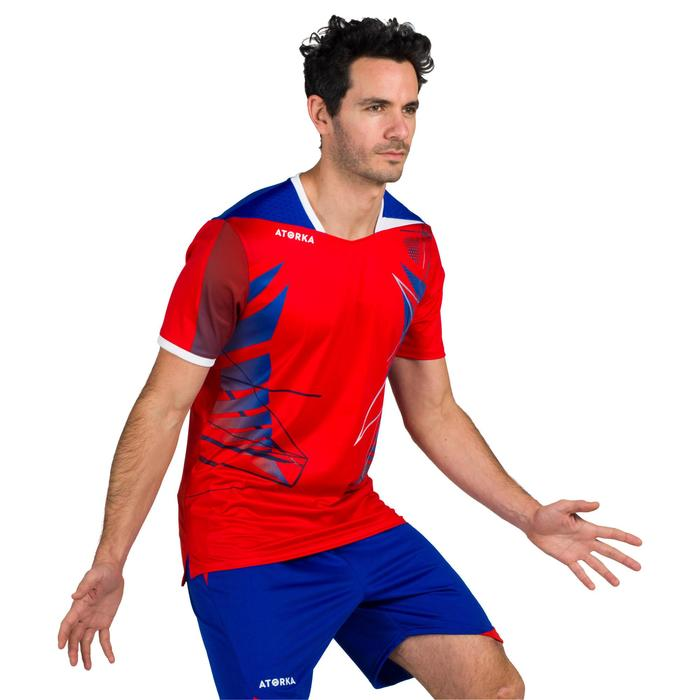 Camiseta H500 de balonmano rojo