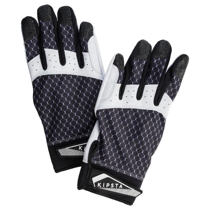 Gants de baseball pour batteur BA 550 noirs - 1321030