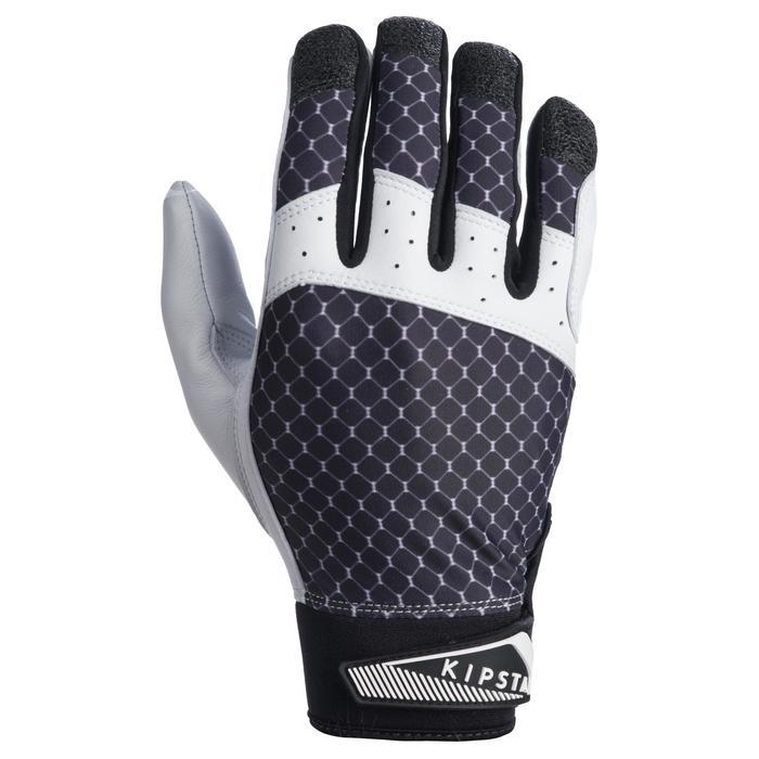Gants de baseball pour batteur BA 550 noirs - 1321031