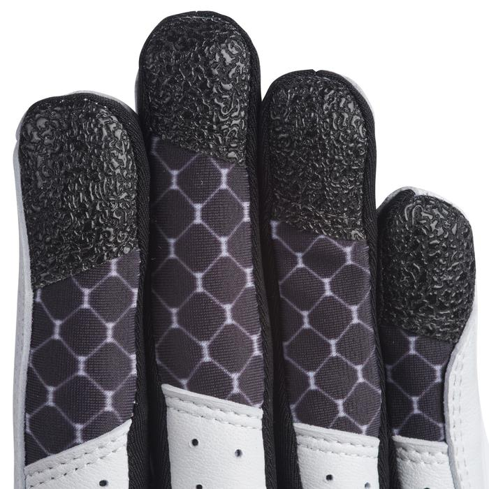Slaghandschoenen voor baseball BA 550 zwart