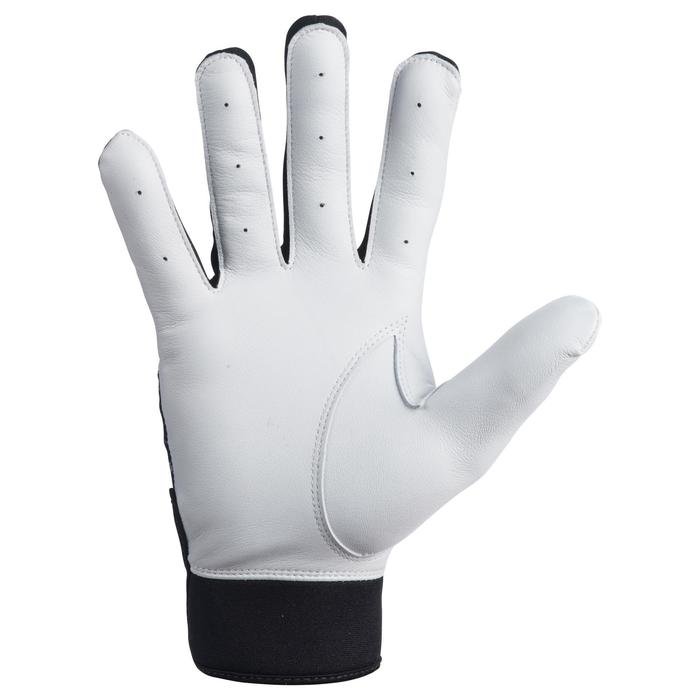 Gants de baseball pour batteur BA 550 noirs - 1321033