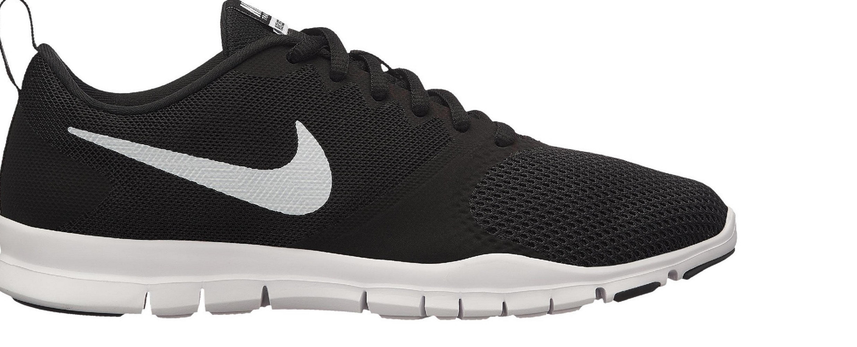 Chaussures Nike flex essential femme noir et blanc