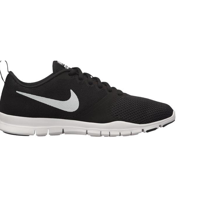 Chaussures fitness cardio-training  Nike flex essential femme noir et blanc