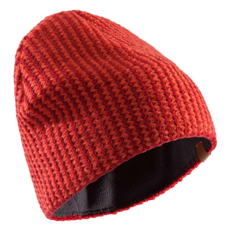 Îmbrăcăminte escaladă Escalada, Alpinism - Căciulă Escaladă Roșu  SIMOND - Escalada