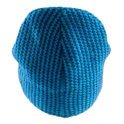 Klimmuts diep turquoise