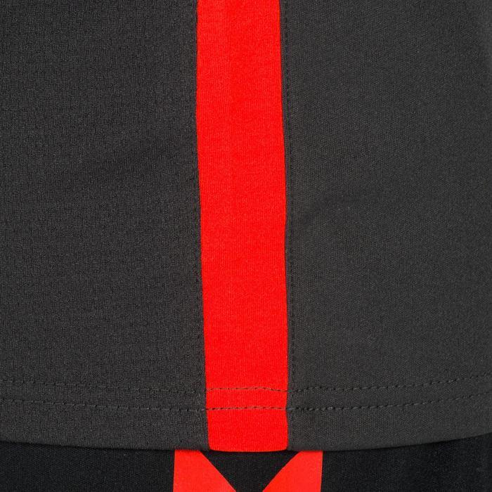 Maillot de Handball adulte Hummel de couleur gris et rouge - 1321164