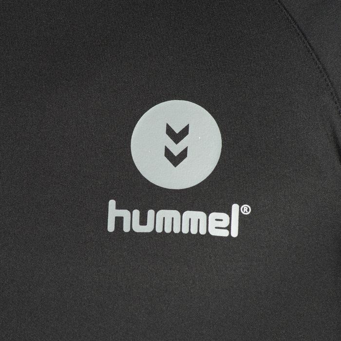 Maillot de Handball adulte Hummel de couleur gris et rouge - 1321166