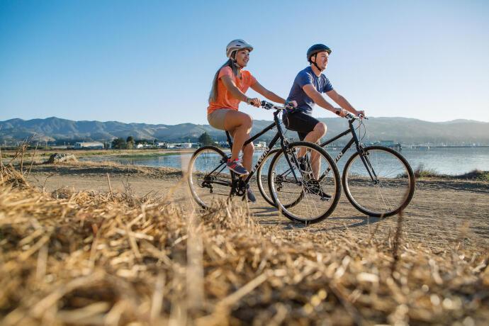hybrid-biking