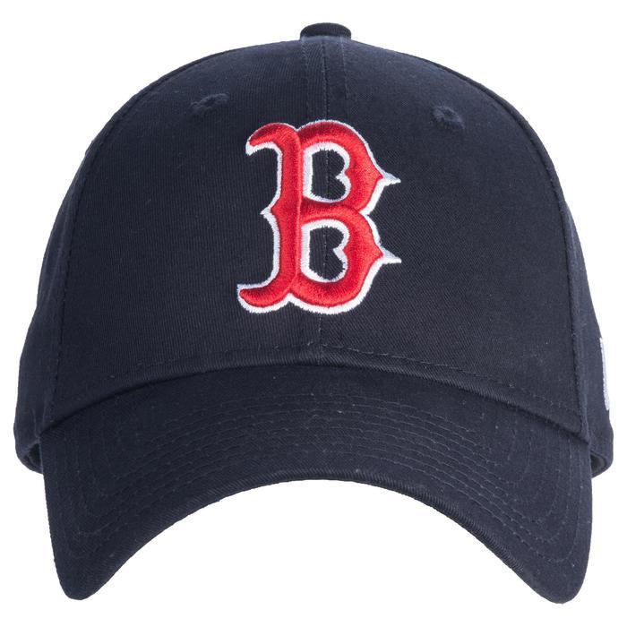 Honkbalpet voor volwassenen 9 Forty Boston Red Sox blauw