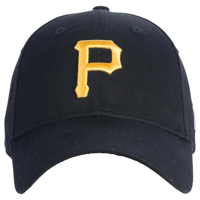 Casquette de baseball pour adulte 9Forty Pittsburgh noire - 1321264