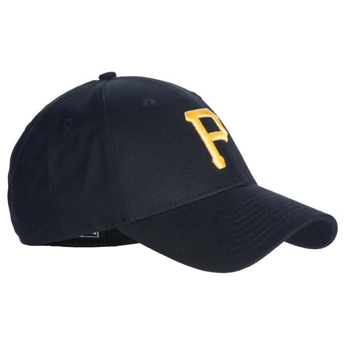 Casquette de baseball pour adulte 9Forty Pittsburgh noire - 1321268