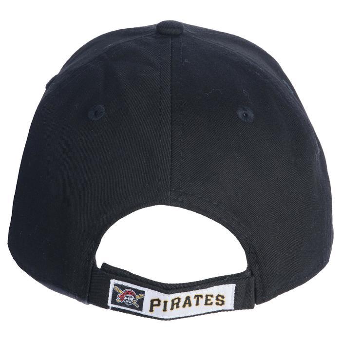 Casquette de baseball pour adulte 9Forty Pittsburgh noire - 1321271