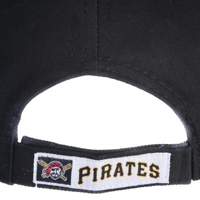 Casquette de baseball pour adulte 9Forty Pittsburgh noire - 1321274