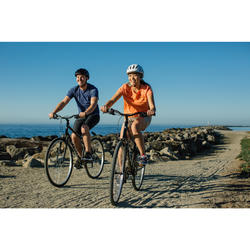 Cross Bike 28 Zoll Riverside 100 schwarz