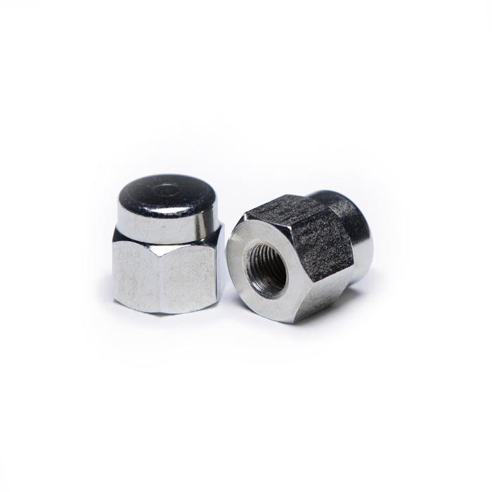 Moeren voor achterwiel 3/8 Shimano Nexus Tacx