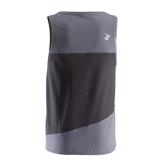 Holds mouwloos shirt voor heren grijs