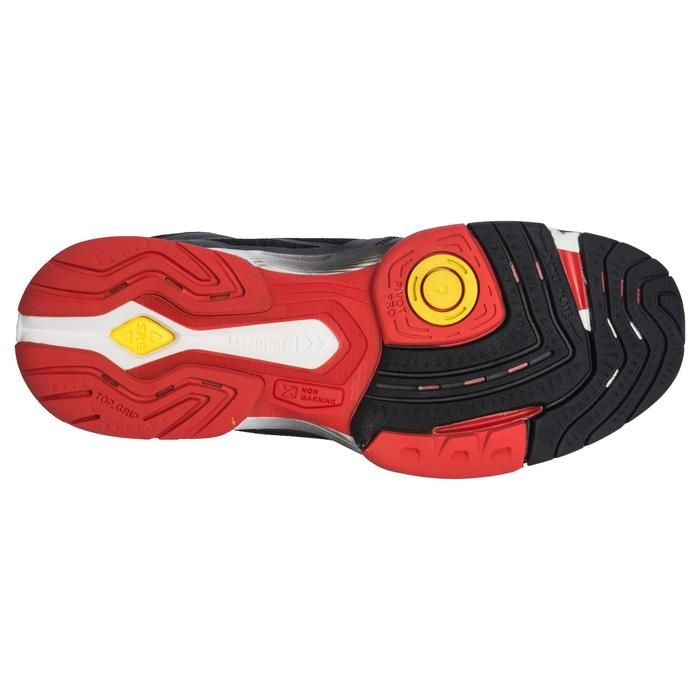Chaussures de Handball HB220 AEROCHARGE adulte de couleur noir - 1321732