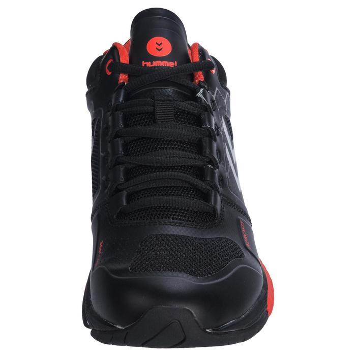 Chaussures de Handball HB220 AEROCHARGE adulte de couleur noir - 1321735