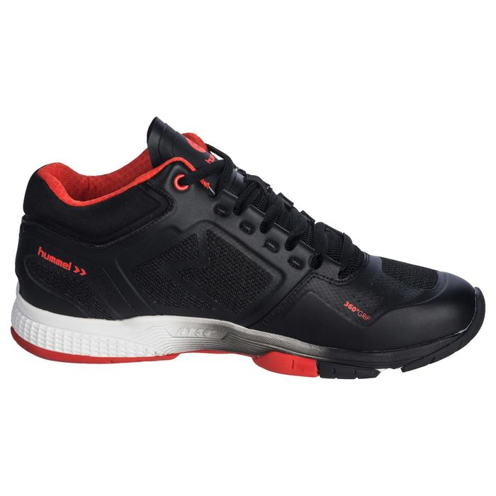 Chaussures de Handball HB220 AEROCHARGE adulte de couleur noir - 1321737
