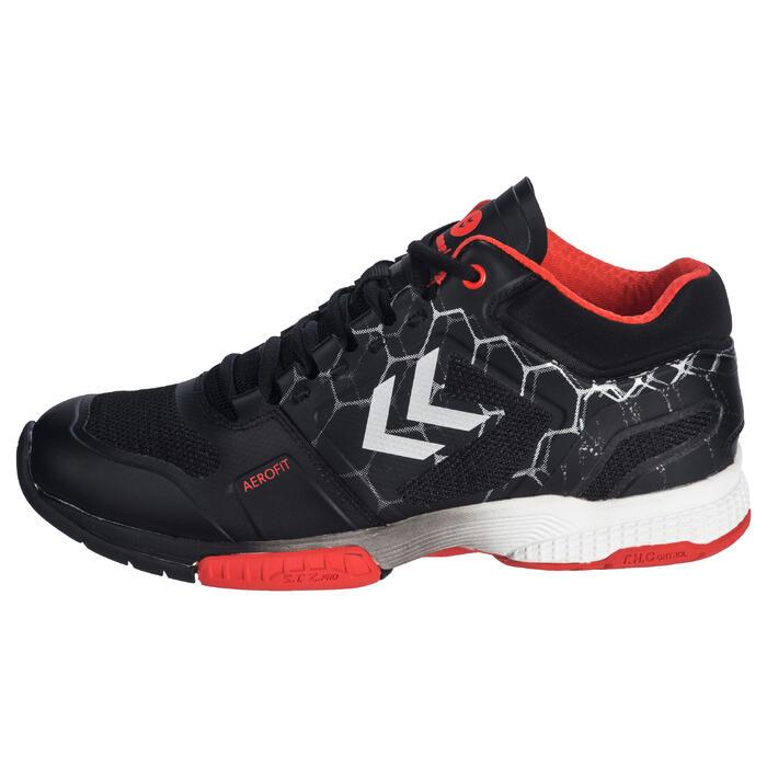 Chaussures de Handball HB220 AEROCHARGE adulte de couleur noir - 1321741