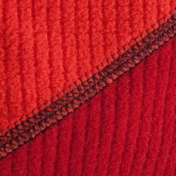 Klettershirt Alpinism 1/2 Zip Damen rot/zinnoberrot