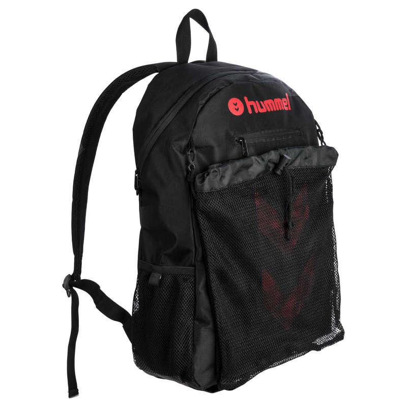 HANDBALL BALLS Handball - Handball Backpack - Black HUMMEL - Handball
