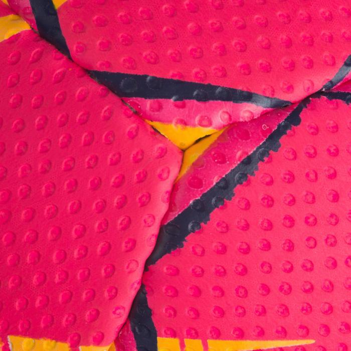 Ballon de handball Select SOLERA de couleur Rose et jaune taille 2 - 1321886