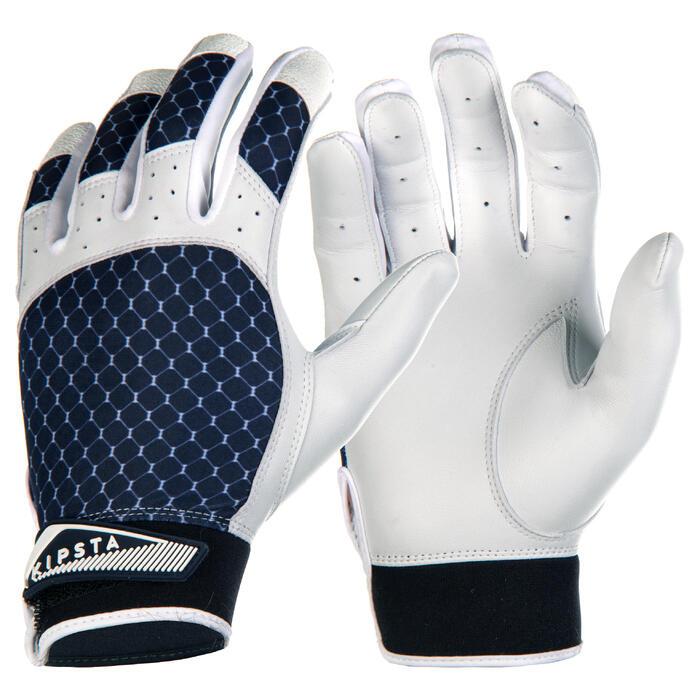 Slaghandschoenen voor baseball BA 550 blauw - 1321892