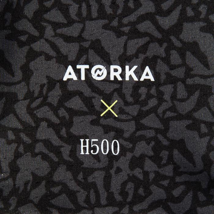 Coudière de handball H500 noir/jaune