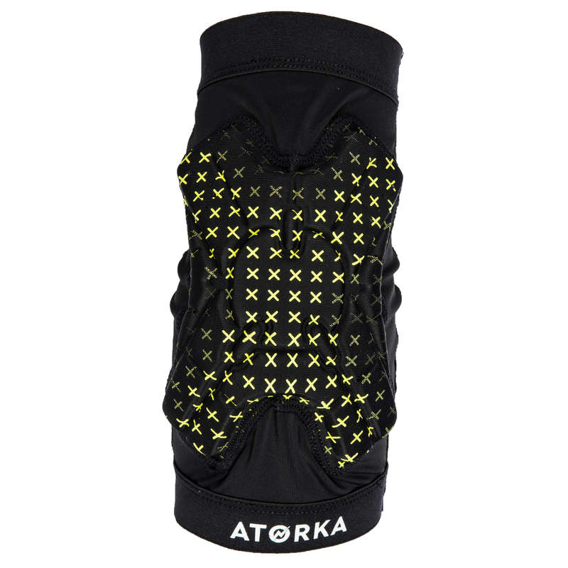 HANDBALL PROTECTION Handball - H500 - Black/Yellow ATORKA - Handball