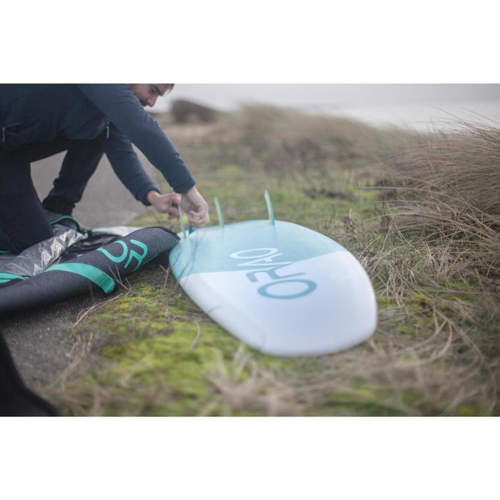"""DAILY"" BOARDBAG Surfkite- 6' max - vert"