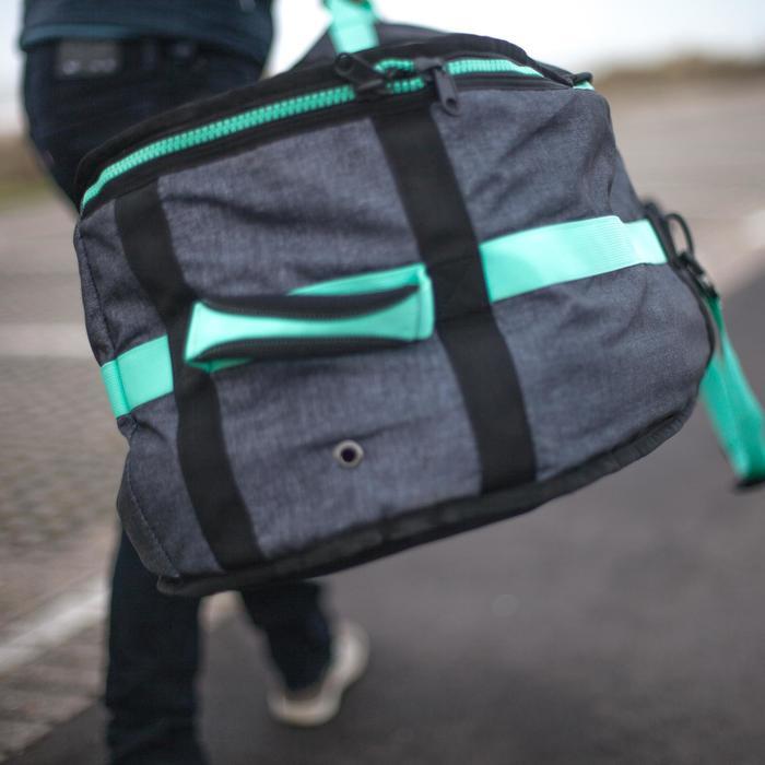 """""""Daily"""" boardbag kitesurfboard - max. 6' - groen"""
